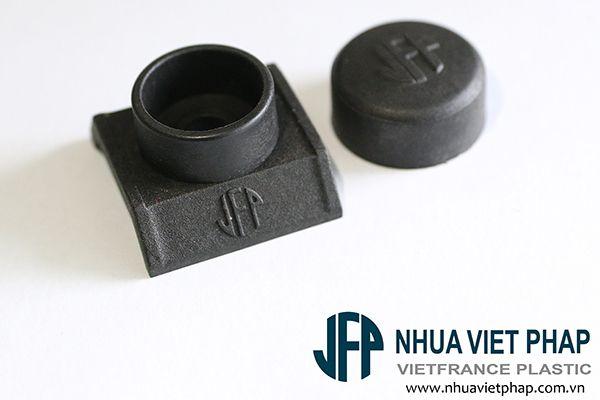 Phụ kiện tôn nhựa 4 lớp ASA/PVC Việt Pháp