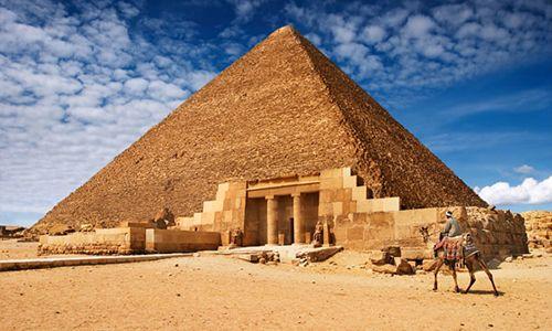 Kim tự tháp Giza- Người xưa sử dụng Vật liệu gì ?