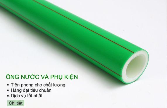 Sản phẩm mới ống nhựa PPR 3 lớp