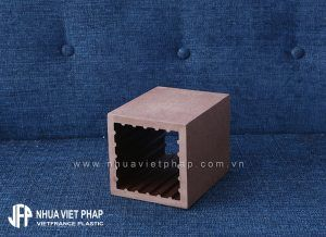 Bộ sưu tập mẫu giàn lam chắn nắng làm từ gỗ nhựa composite