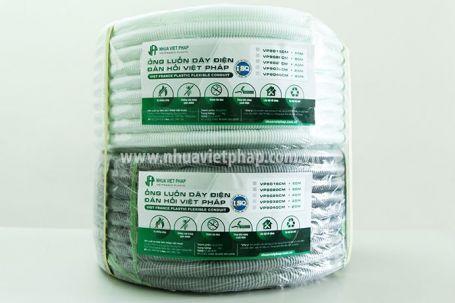 Ống luồn dây điện đàn hồi chống cháy Nhựa Việt Pháp