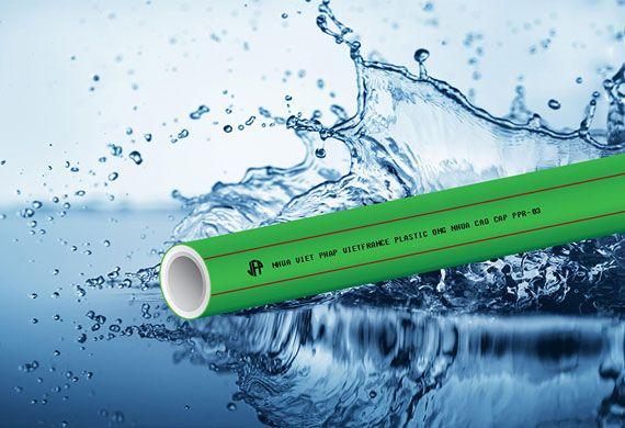 Ống nhựa & phụ kiện PPR - u.PVC Việt Pháp