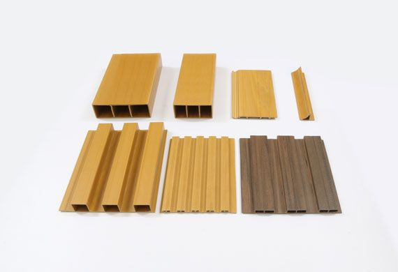 Gỗ nhựa sinh thái WPVC