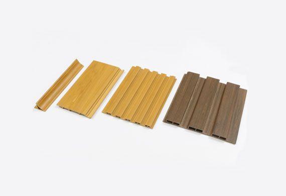 Gỗ nhựa Ecoplast - Wpc (PVC)