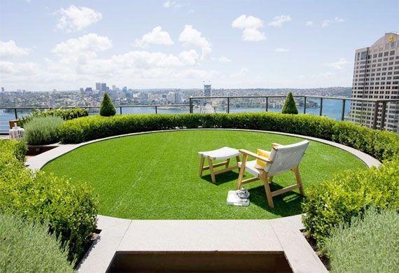 Vườn trên mái - Vỉ thoát nước toàn phần Plastic Cell