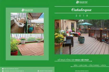 Catalogue vỉ gỗ nhựa ngoài trời