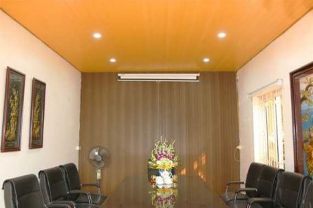 Tấm ốp trần, tường gỗ nhựa sinh thái Ecoplast – WPVC Nhựa Việt Pháp.