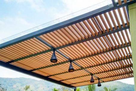 Thanh hộp gỗ nhựa sinh thái Ecoplast – WPVC Nhựa Việt Pháp.