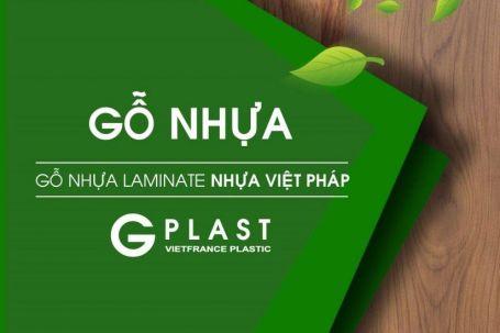 Báo giá gỗ nhựa phủ phim G-plast Nhựa Việt Pháp