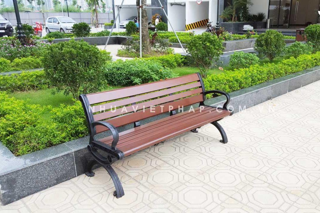 Bộ sưu tập ghế băng công viên Nhựa Việt Pháp