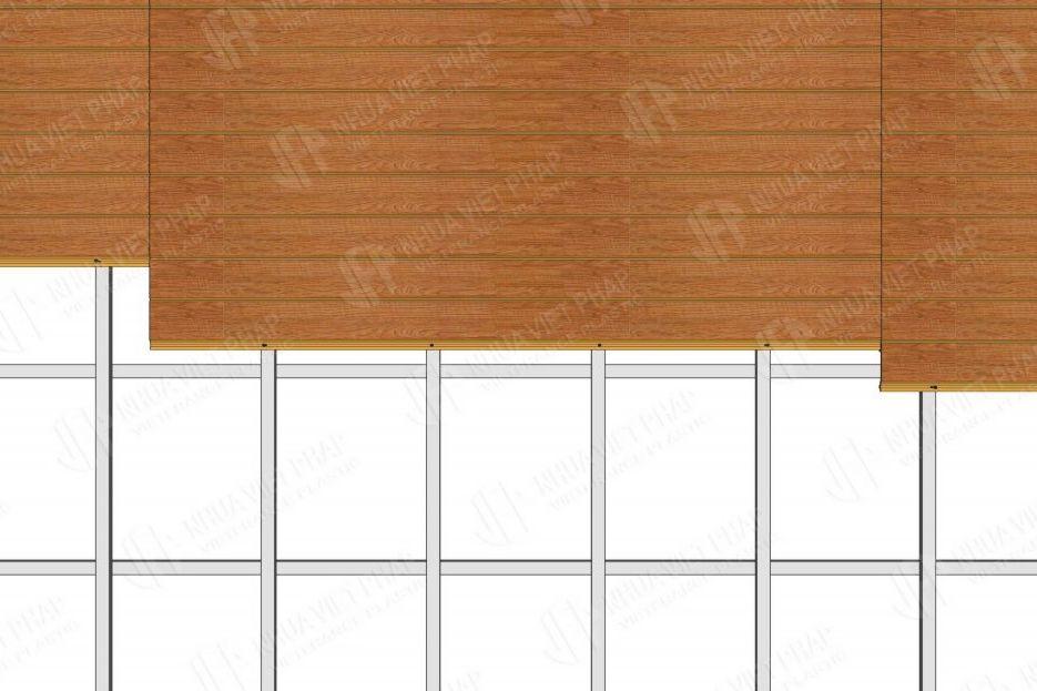 Hướng dẫn thi công ốp tường gỗ nhựa ngoài trời