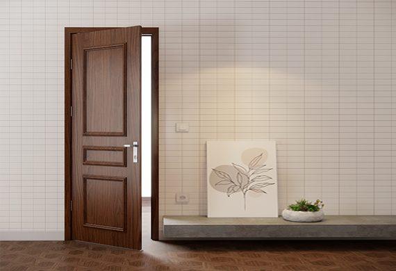 Cửa gỗ nhựa Ecoplast Door