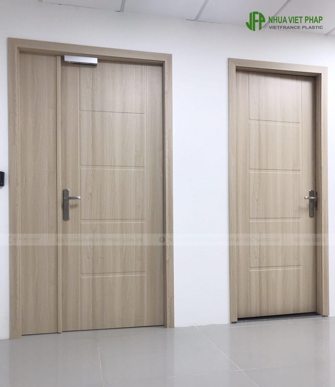 Khách hàng Nhật Bản nói gì về cửa gỗ nhựa Ecoplast Door® thế hệ 2 ?