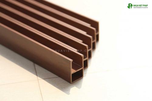 Hệ lam gỗ nhựa sinh thái Ecoplast-WPVC