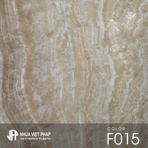 GỖ NHỰA LAMINATE PHỦ PHIM G-PLAST - F015